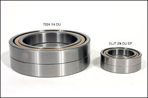 Precision Angular Contact bearings from HB Bearings